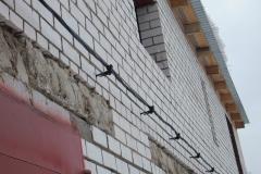 Линия 0,4 кВ СИП 4_25 для вновь построенных гаражей в ГСК. 3